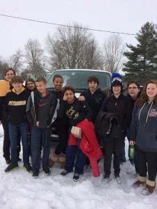Youth Mission Trip to Washington DC