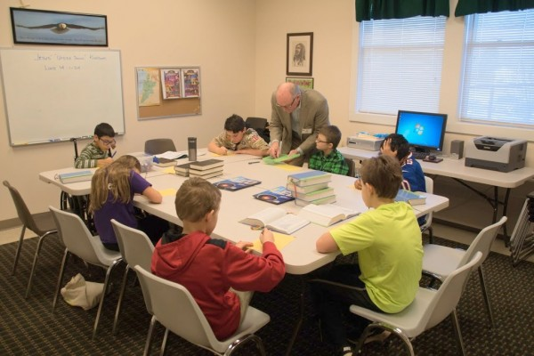 2016 5th and 6th Sunday School Class