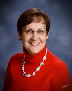 Associate Pastor Martha Stone
