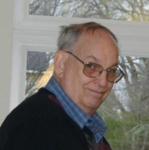 Organist Robin Bower
