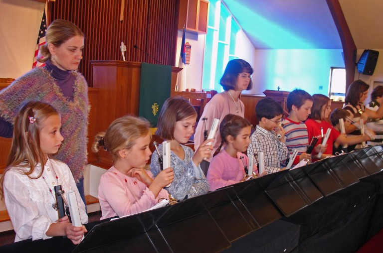 Kid's Chime choir ed
