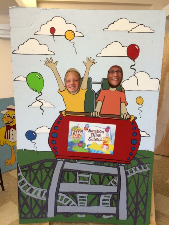 Vacation Bible School 2015 Everywhere Fun Fair