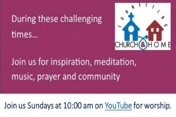 join us on YouTube at 10am